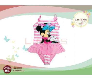 Minnie Mouse مايوه بناتى