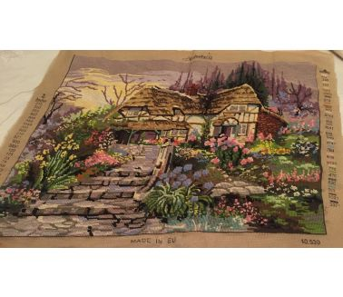 The Dream Garden Canvas