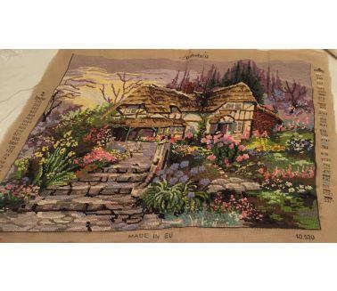 The Dream Garden Canvas