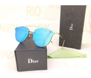 Dior Sun-Glasses (HC) Blue Mirror