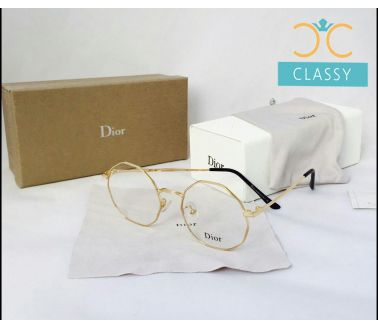 Dior Glasses (HC) Metal Gold