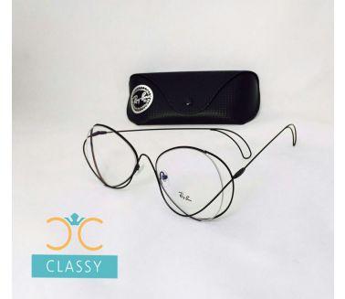 RayBan Glasses (HC) Black Metal