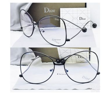 Dior Glasses (HC) Black Metal
