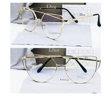 Dior Glasses (HC) Gold Metal
