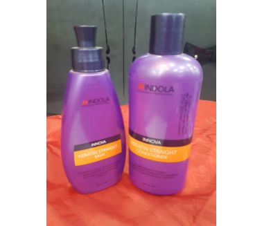 Indola Keratin Set