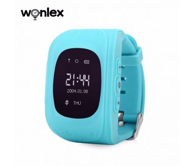 Wonlex kids watch ساعة تتبع أطفال
